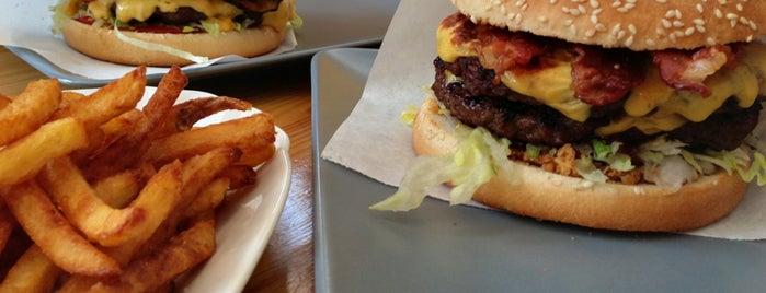Windburger is one of Berlins Best Burger.