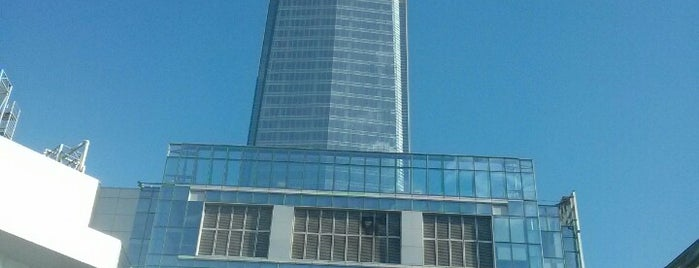 Costanera Center is one of Chile!.