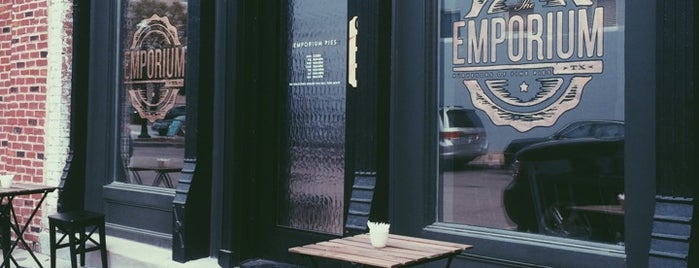 Emporium Pies is one of Lieux qui ont plu à Michael.