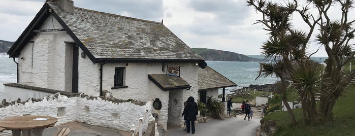 The Pilchard Inn is one of Lugares favoritos de Carl.