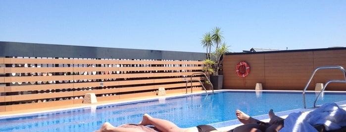 Hotel Eurostars Palace is one of Donde dormir en Cordoba.