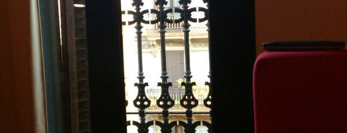 EasySleep Gaudí Terrace is one of Barcelona.