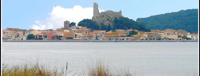 Le Port Gruissan is one of สถานที่ที่บันทึกไว้ของ Jean-Marc.