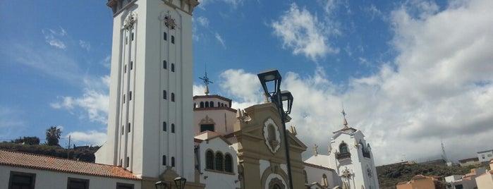 Basílica Nuestra Señora de Candelaria is one of Islas Canarias: Tenerife.