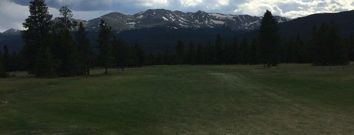 Mt. Massive Golf Course is one of Mayor : понравившиеся места.