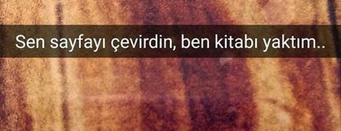 balkon keyfi :)) is one of Yunus'un Beğendiği Mekanlar.