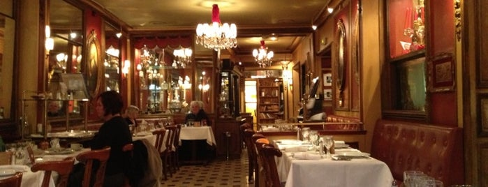 Le Procope is one of Gay paree.