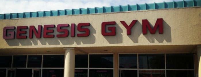 Genesis Gym Hgo. is one of Lieux qui ont plu à Ismael.