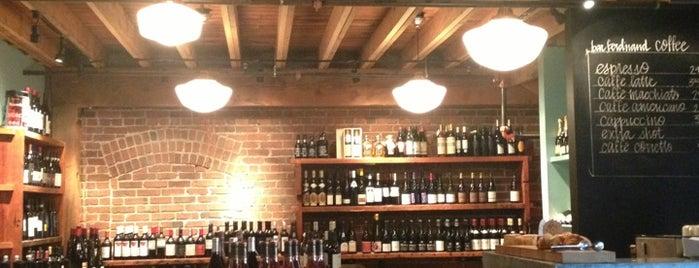 Bar Ferd'nand is one of Seattle.