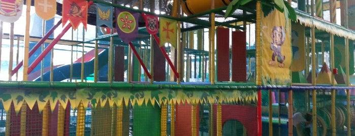 Halligalli Kinderwelt is one of Hotspots Hessen | Spiel & Spaß.