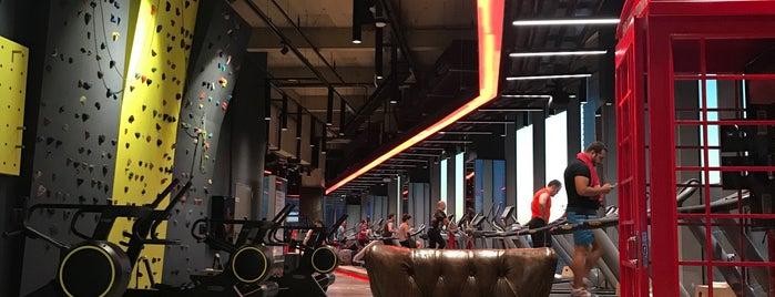 Carrera Mistral Fitness & Spa is one of Posti che sono piaciuti a ba$ak.