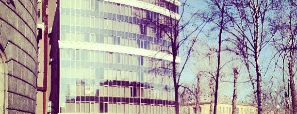 Банк ВТБ / Bank VTB is one of Volosatik : понравившиеся места.