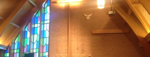 St. Johns Lutheran Church is one of Lugares favoritos de Ed.