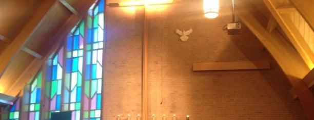 St. Johns Lutheran Church is one of Ed : понравившиеся места.