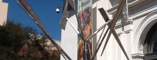 Santa Barbara Museum of Art is one of Bank of America Free Museum Weekend.
