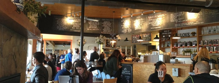 Literati Cafe is one of David & Dana's LA BAR & EATS!.