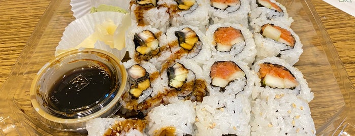 Katsu Burger & Sushi is one of Seattle.