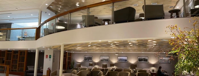 Hanaq VIP Lounge is one of Orte, die Giovo gefallen.