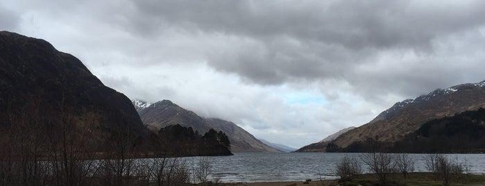 Loch Shiel is one of สถานที่ที่ Kate ถูกใจ.