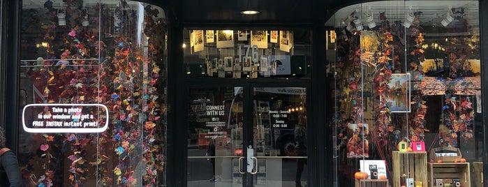 Fujifilm Wonder Photo Shop is one of NY.