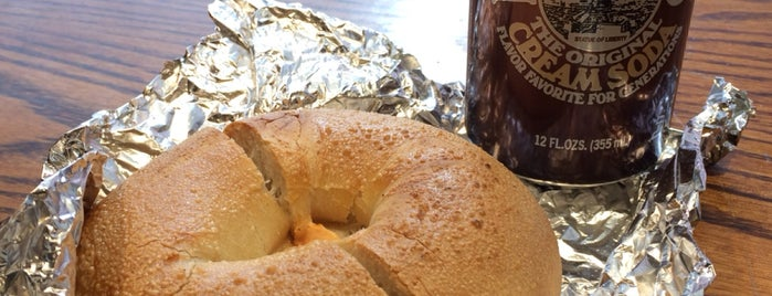 Pick A Bagel is one of Kateさんのお気に入りスポット.