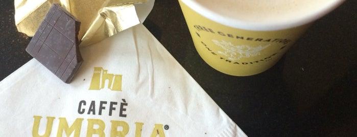 Caffè Umbria is one of สถานที่ที่ Kate ถูกใจ.