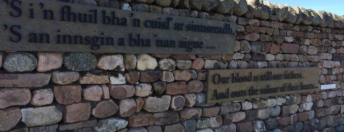 Culloden Battlefield is one of สถานที่ที่ Kate ถูกใจ.