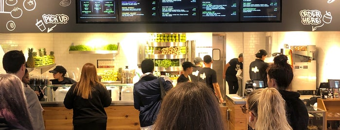 Juice Generation is one of Custora (39th & 7th).