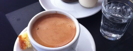 Andaluza Dulce & Café is one of Bakeries, Coffee Shops & Breakfast Places.