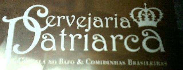 Cervejaria Patriarca is one of cervejarias.
