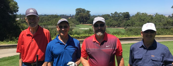 Stanford University Golf Course is one of Golf Courses To Play.
