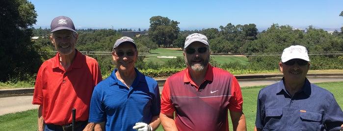 Stanford University Golf Course is one of Gespeicherte Orte von leoaze.