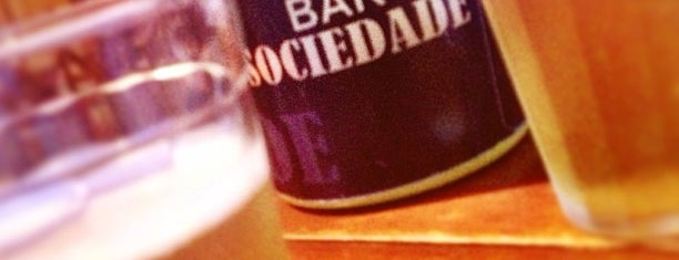 Bar Sociedade is one of Bars & Pubs in Campinas.