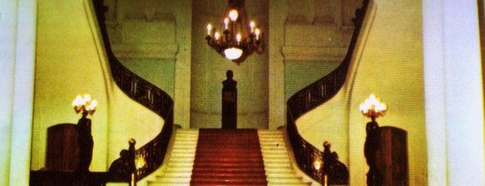 Gabinete do Governador is one of Lugares favoritos de Thiago.