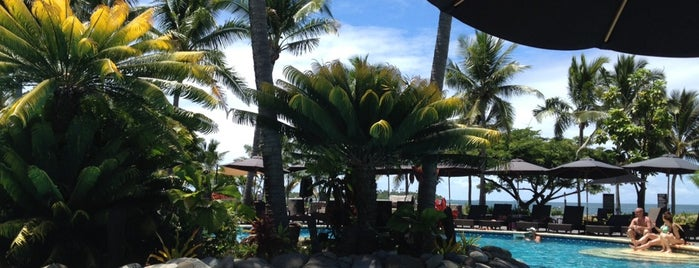 Sofitel Fiji Resort and Spa is one of Mohammadさんの保存済みスポット.