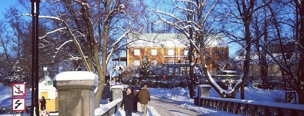 Djurgårdsbrunn is one of Stockholm.