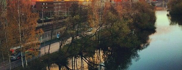 Sankt Eriksbron is one of Stockholm.