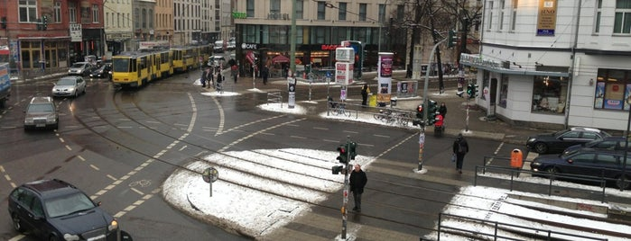 Rosenthaler Platz is one of J's Liked Places.