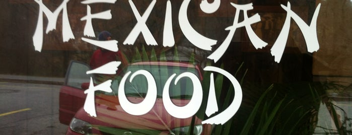 Taqueria Fast is one of Weaverville Favorites.