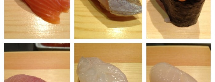 Tanoshi Sushi is one of Japanese.