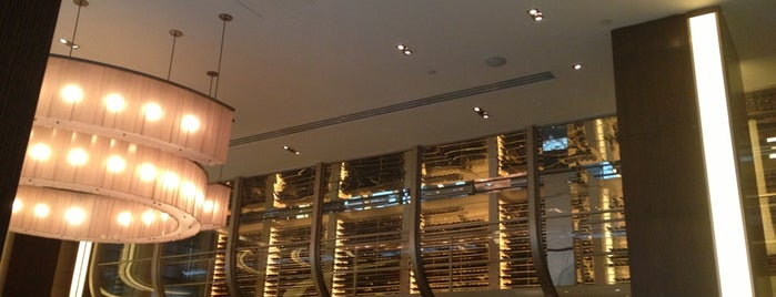 Aureole is one of New York.