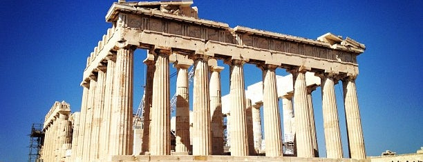 Acrópole de Atenas is one of People, Places, and Things.