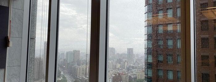 統一國際大樓 Uni-President International Building is one of 丹下健三の建築 / List of Kenzo Tange buildings.