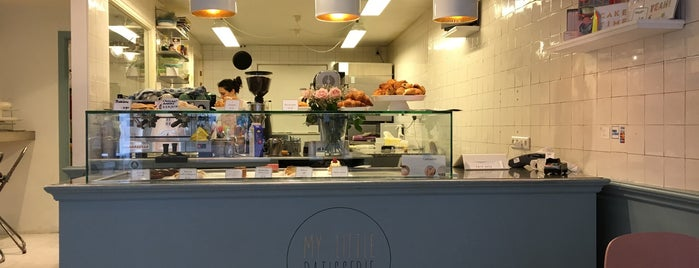 My Little Patisserie is one of Posti salvati di Beatrijs.