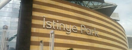 İstinyePark is one of Istanbul.