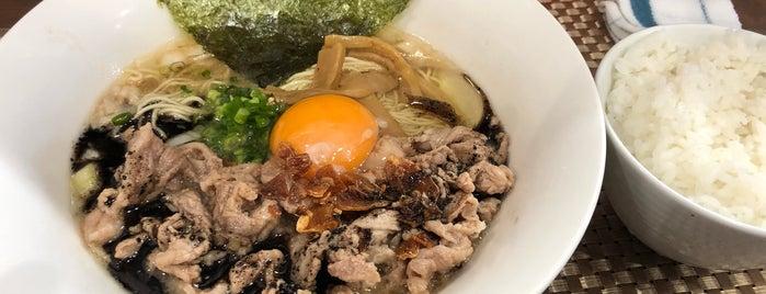 麺.丼 Dining 夢者 is one of 汁なし担々麺.
