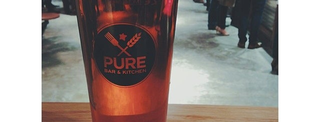 Purecraft Bar & Kitchen is one of Jack 님이 저장한 장소.