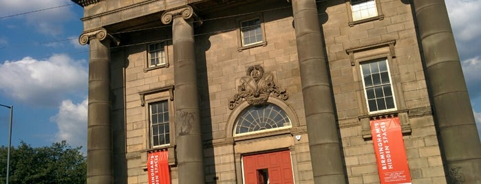 Curzon Street Station is one of In Development.