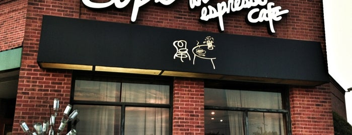 Cups, an Espresso Café is one of Breanna 님이 좋아한 장소.