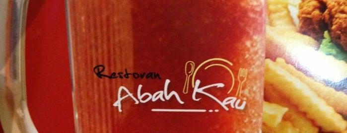 Restoran Abah Kau is one of Makan2.